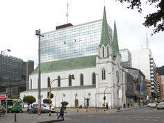 Bogotá - Iglesia de La Porciúncula