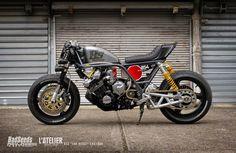 Honda CBX1000 1981 by Badseeds Motorcycle Club