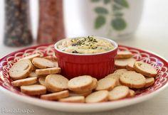 Patê de Bacalhau ~ PANELATERAPIA - Blog de Culinária, Gastronomia e Receitas