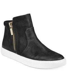 Kenneth Cole New York Women's Kiera Sneakers - Black 6.5M