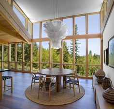 This must be the place Sebastopol Residence / Turnbull Griffin Haesloop #modular #arquitectura