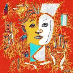 """SylokAir Art — """"Maid""""-3, by Sylok. ==="""