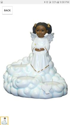 African American Figurines, Beautiful Black Babies, Black Angels, Angels Among Us, Visionary Art, Disney Characters, Fictional Characters, Dreams, Disney Princess