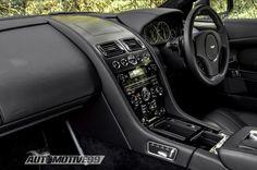 Exterior Interior 2015 Aston Martin Vanquish Carbon Edition