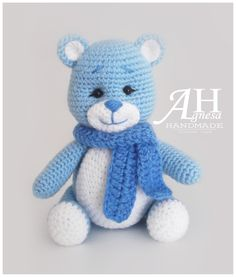 Crochet Teddy bear