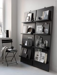 DIY magasinhylla | I