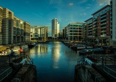 Things to do in Yorkshire, family days out in around Yorkshire, visit Yorkshire, visit Yorkshire museum from Yorkshire Life Visit Yorkshire, Yorkshire England, Leeds Dock, Family Days Out, Canal Boat, Photos Of The Week, Wonderful Places, Boats, New York Skyline