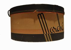 Marche Hat Box