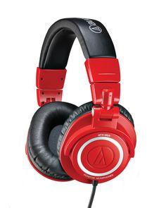Headphones to listen this beautiful music