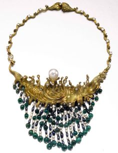 Collectible Salvador Dali Jewelry - Collectible Alexander Calder Jewelry - Town & Country