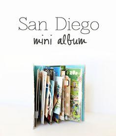 San Diego Mini Album