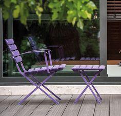 Chaise Pliable - Chaise Pliable - Arc En Ciel Emu | Mobilier D'extérieur