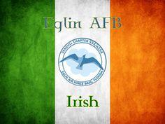 Eglin AFB Irish