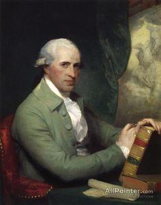 Gilbert Stuart,Benjamin West oil painting reproductions for sale