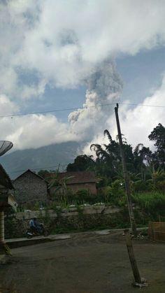 Yogyakarta, Clouds, Mountains, News, Nature, Travel, Outdoor, Outdoors, Naturaleza