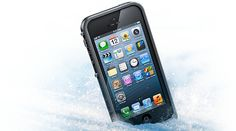 Four Proofs  - LifeProof iPhone5 Case.