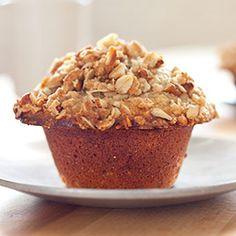 Oatmeal Muffins - Cook's Illustrated- just made these muffins last month- they are absolutely heavenly!