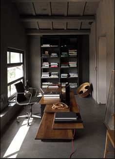 A home office to die for!