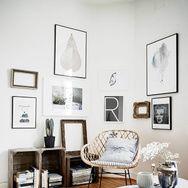 Le design scandinave, tout droit venu du froid, réchauffe astucieusement. Vanity Fair a sélectionné 25 intérieurs, vus sur Pinterest, où cocooning rime avec style.