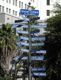 "Лос-Анджелес. ""Downtown"" - прогулка по центру - Страница путешественника"