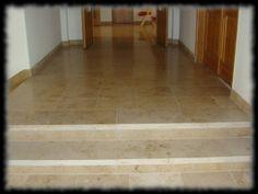 Épületmunkák - mészkő burkolat Tile Floor, Flooring, Texture, Crafts, Surface Finish, Manualidades, Tile Flooring, Wood Flooring, Handmade Crafts