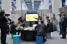 IBM MobileFirst Tour with Swiss Management Board Ibm, Conference Room, Management, Desk, Board, Table, Furniture, Home Decor, Desktop