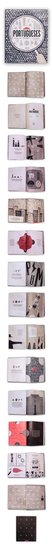 """Libro album ilustrado por Inés Calveiro. """"Portugueses"""" de Rodolfo Walsh."""