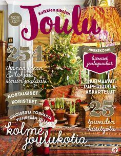 Äänestä Kaikkien aikojen Joulu -lehden paras juttu ja voita Holmegaardin lyhty.  Vastaa kilpailuun 2.1.2017 mennessä. http://www.kotivinkki.fi/kilpailut/aanesta-kaikkien-aikojen-joulu-lehden-paras-juttu