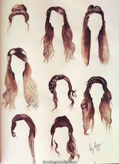 — aggsart: Zoella's hair Zoella. — aggsart: Zoella's hair Pencil Art Drawings, Art Drawings Sketches, Cute Drawings, Hairstyles For School, Easy Hairstyles, Zoella Hairstyles, Drawing Hairstyles, Hair Sketch, Hair Reference