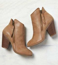 AEO Side Zip Bootie - Free Shipping