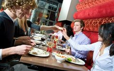 How Your Dining Companions Influence Your Food Intake - http://amazingexercises.com/how-your-dining-companions-influence-your-food-intake/
