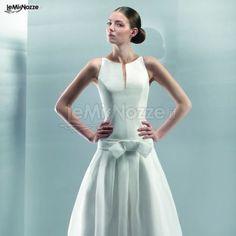 http://www.lemienozze.it/gallerie/foto-abiti-da-sposa/img33616.html  Abito da sposa con fiocco in vita