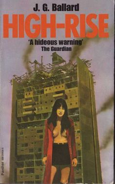 This Novel is about a great highrise that has everything inside. the higher up the building you live the higher your SES. A civil war breaks out because someone drowns someones show poodle in the 50th floor pool. When things start being thrown from the building it is the cars closest to the building that get smashed. We all know who gets those spots.