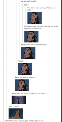 The Emperors new groove is the best disney movie...In my opnion. Well other than Alice in Wonderland