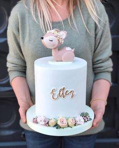 Adorable birthday cake bakingcupcakes Adorable birthday cake bakingcupcakes Kuchen F r Dich kuchenverzieren Kuchen ideen Adorable birthday cake bakingcupcakes Kuchen F r dich Adorable bakingcupcakes nbsp hellip Shower cake recipes Baby Cakes, Cupcake Cakes, Sweets Cake, Cake Cookies, Baby Girl Birthday Cake, First Birthday Cakes, Baby Shower Cake For Girls, Birthday Ideas, Simple Baby Shower Cakes
