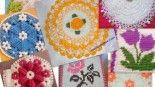 Welcome to the Polish Art Center, an importer of gift items from Poland. Voted the Best Ethinic Art Center in Metro Detroit 2007 - Metro Times Wool Embroidery, Wool Applique, Embroidery Stitches, Coffee And Cigarettes, Floral Bouquets, Wool Felt, Felted Wool, Embellishments, Needlework
