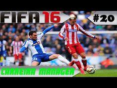 Carreira Manager #20  Atlético de Madrid x Espanyol
