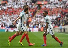 پیروزی آسان انگلیس برابر لیتوانی