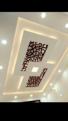 Simple False Ceiling Design, Plaster Ceiling Design, Gypsum Ceiling Design, Interior Ceiling Design, House Ceiling Design, Ceiling Design Living Room, Home Stairs Design, Bedroom False Ceiling Design, Ceiling Decor
