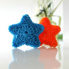 STAR Scrubbie - Tampons à récurer ÉTOILES Tampons, Crochet Earrings, Bubbles, Creative, Jewelry, Projects, Jewels, Schmuck, Jewerly