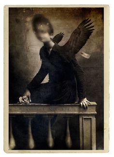 In Tenebris (L'Abbandono) by Giuseppe Lama, via Behance