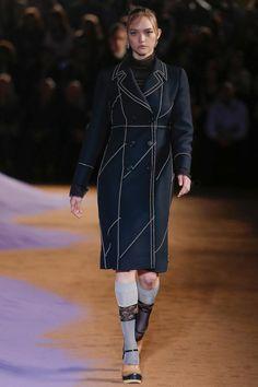 Don't call it a comeback: Gemma Ward opens Prada