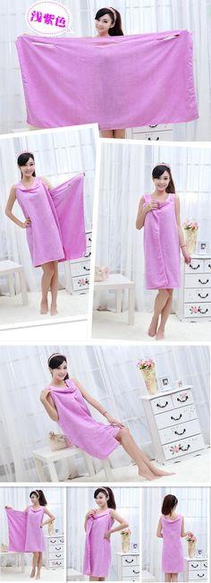 1PCS Creative beach towels /magic bath towels for women/ colorful microfiber…