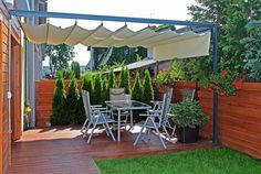 There are lots of pergola designs for you to choose from. You can choose the design based on various factors. First of all you have to decide where you are going to have your pergola and how much shade you want. Pergola Attached To House, Pergola With Roof, Cheap Pergola, Wooden Pergola, Covered Pergola, Outdoor Pergola, Backyard Pergola, Patio Roof, Pergola Plans