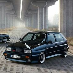 « Rallye Golf... VW legend »