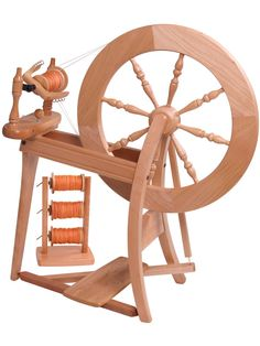 My Ashford Spinning wheel has been idle for awhile, it is time for it to start spinning again.