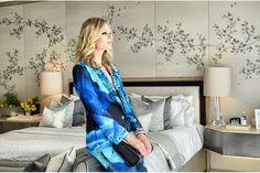 Lucy in Bedroom Vanessa Gounden Suit