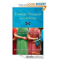 Female Nomad and Friends