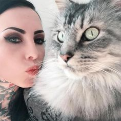 If you love the idea of constantly keeping a loved one close to you, then you'll be happy to hear you can now get at tattoo made from the. One Hair, Love Tattoos, First Love, Tattoo Ink, Cosmopolitan, Animals, Tattoo Ideas, News, Dyes