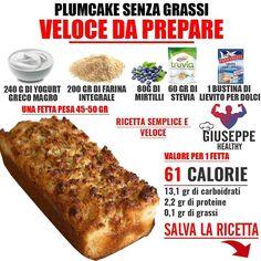Conseils fitness en nutrition et en musculation. Healthy Cake, Healthy Desserts, Delicious Desserts, Junk Food, Tortilla Sana, Desserts Sains, Light Cakes, Bakery Recipes, No Calorie Foods